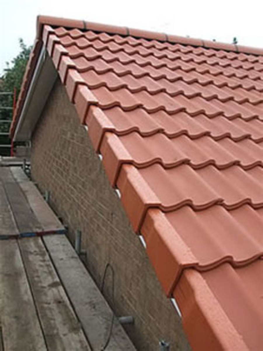 Roofing Terms Hips Dormers Valleys Ridge Tiles