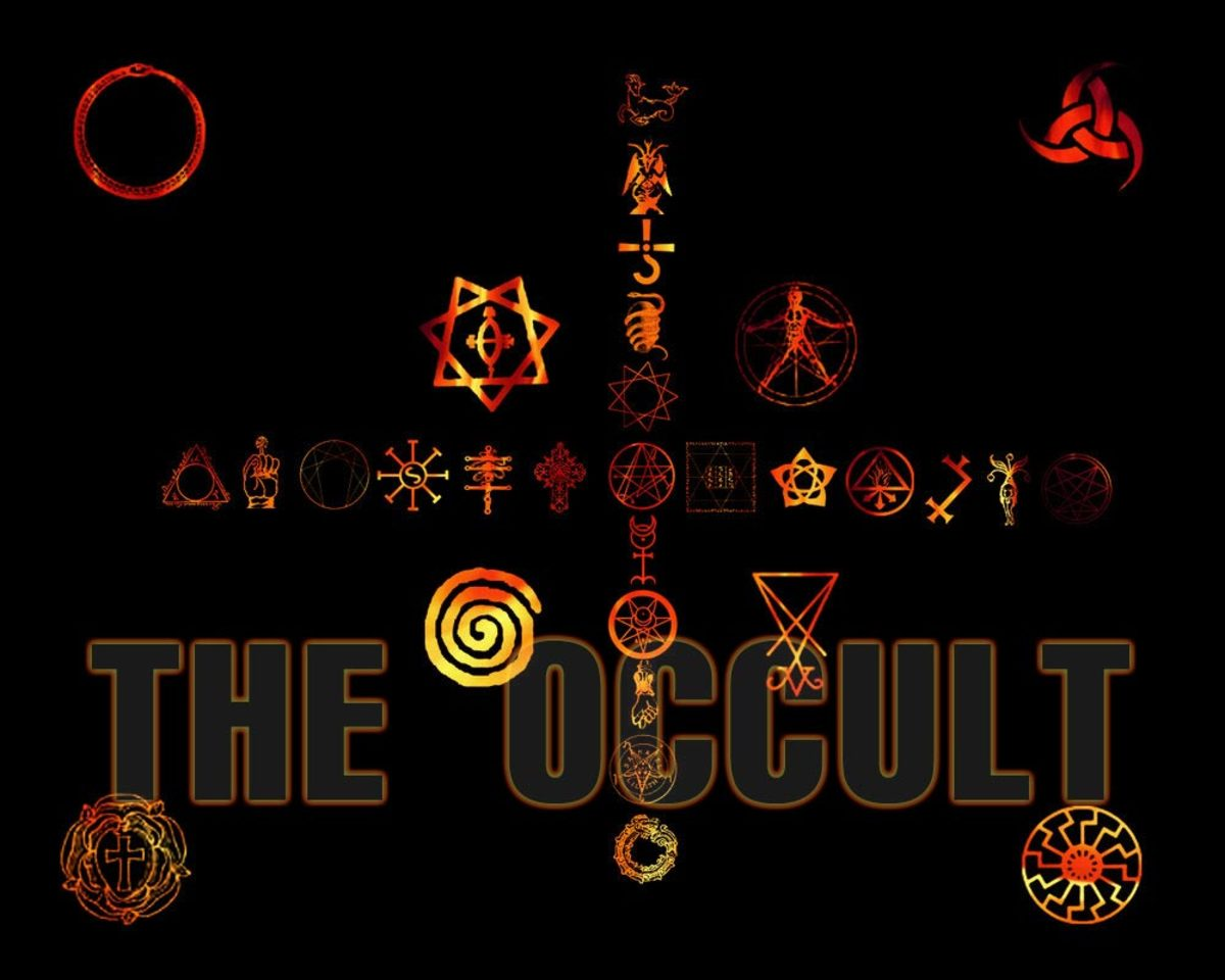 OCCULT SIGNS & SYMBOLS