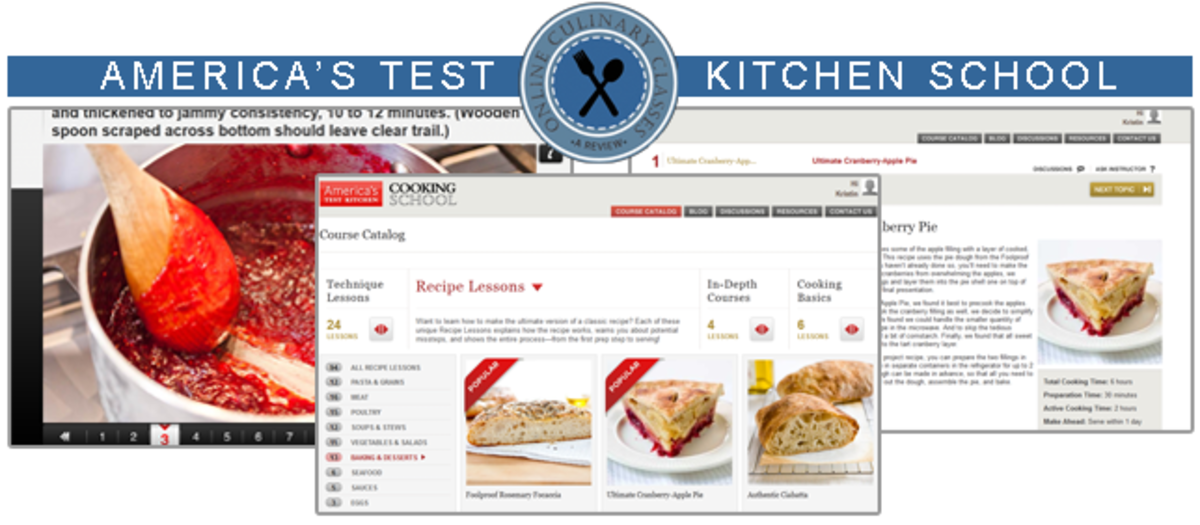 Cooking School With Instructor America S Test Kitchen Review