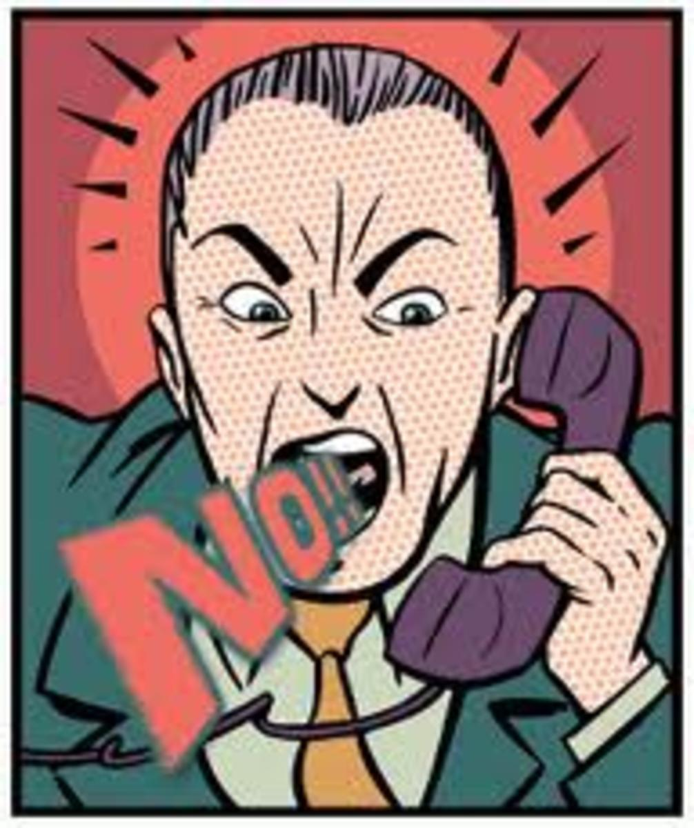 How to Stop Harassing Phone Calls from Google Voice & Skype Numbers