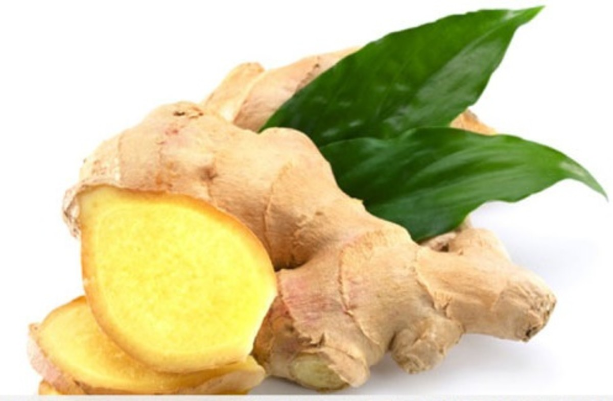 Ginger tea will also help you get rid of cramps