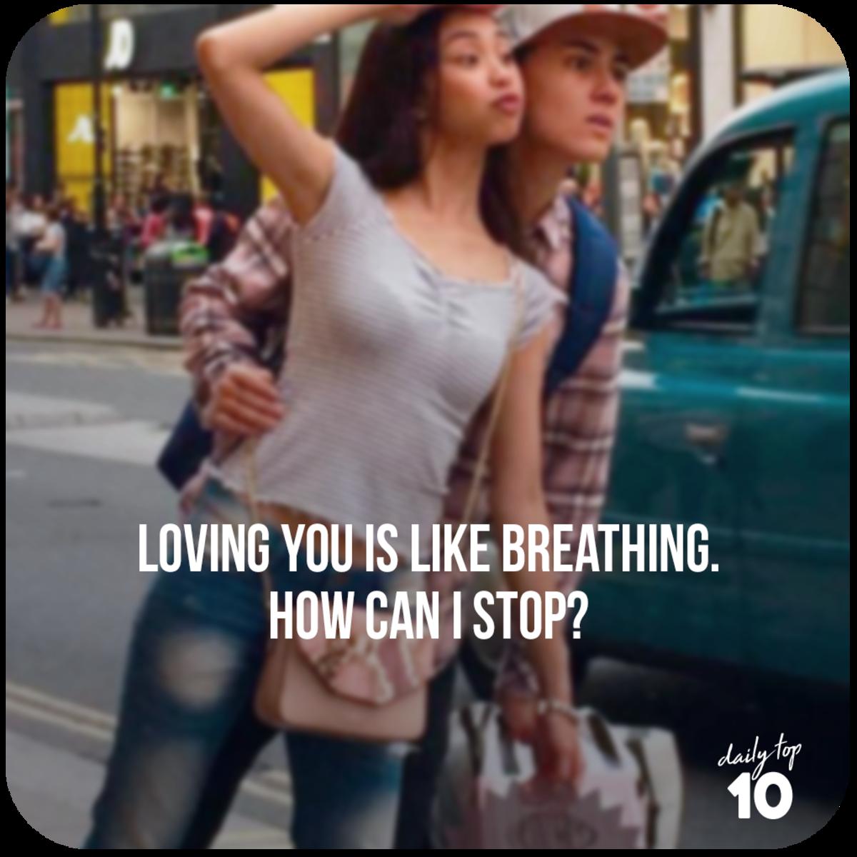 MayWard love is like breathing