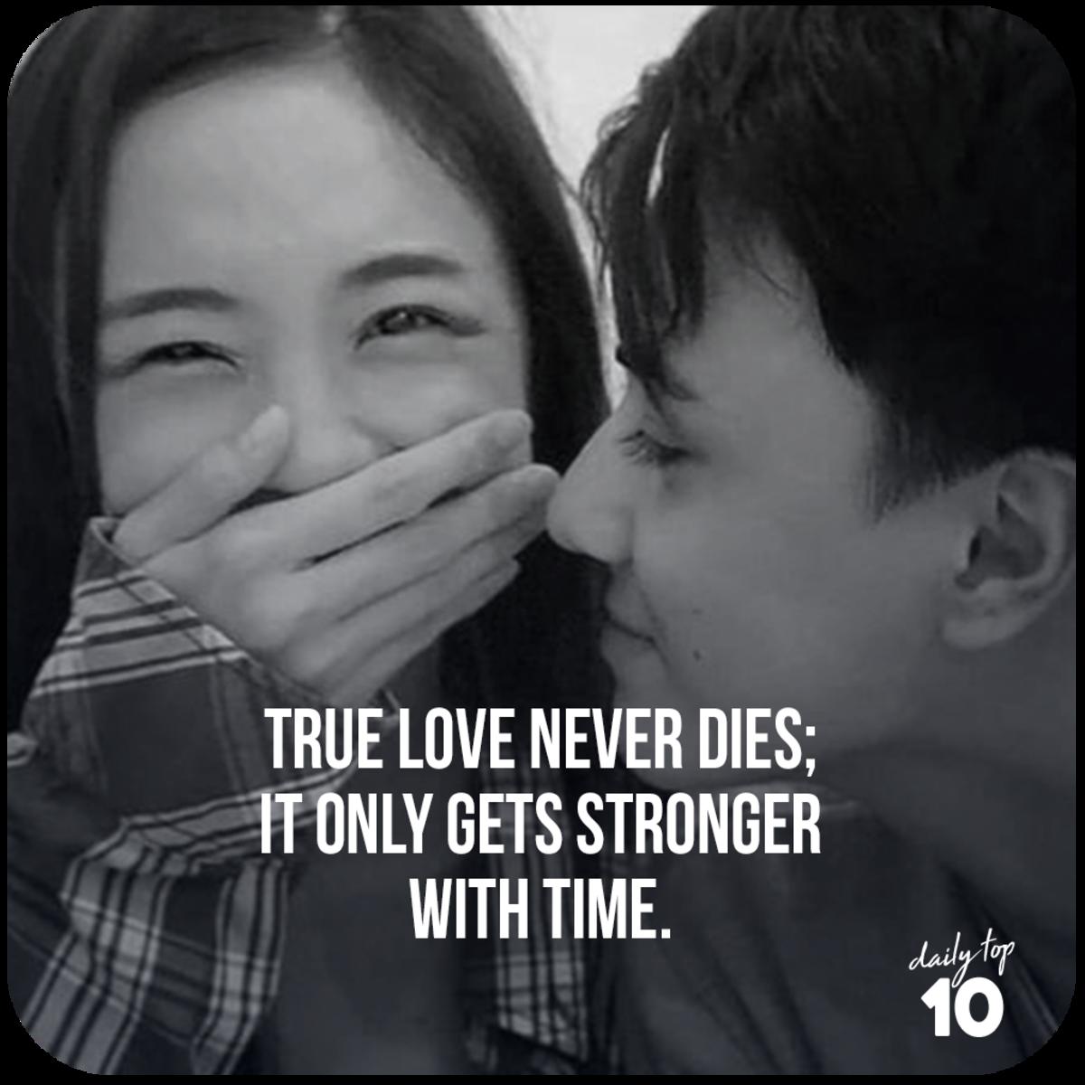 MayWard sweet love quote
