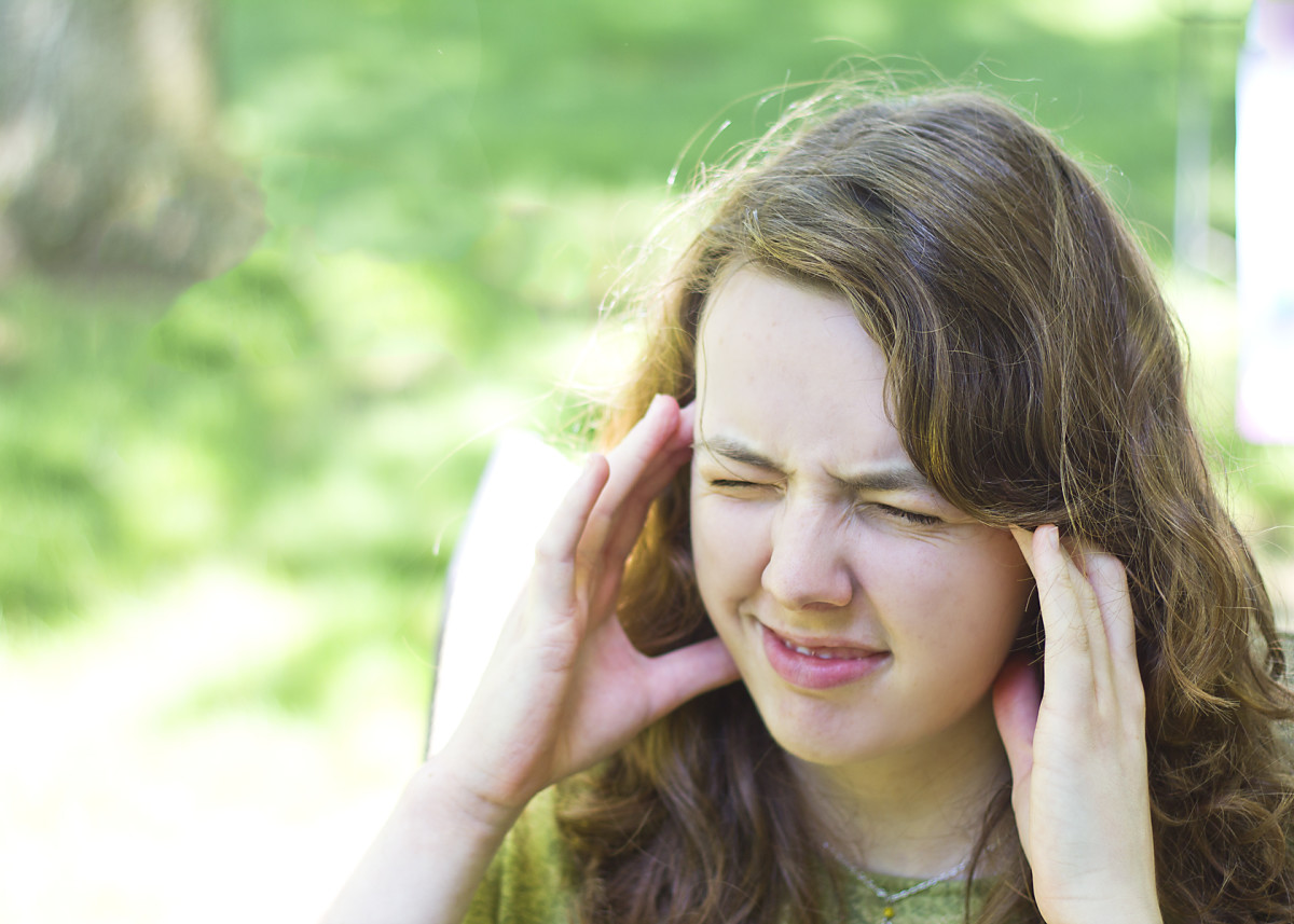 During stage two of candida over-growth, ear infections and tinnitus are common symptoms.