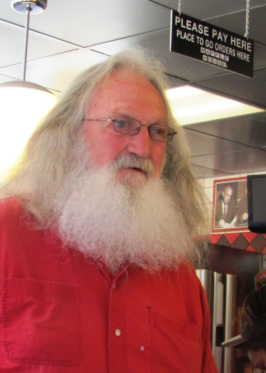 Santa, don't go anywhere.  We need you!