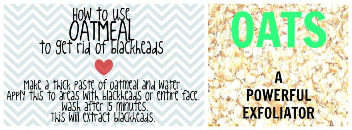 More face masks using oatmeal are linked here.