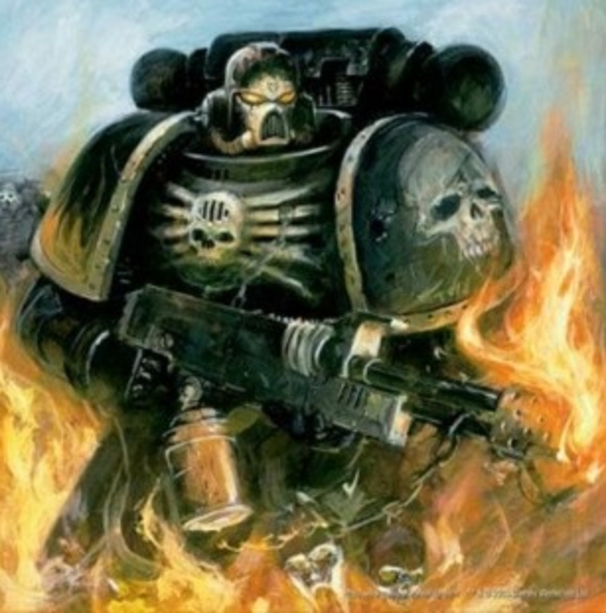 Legion of the Damned Codex