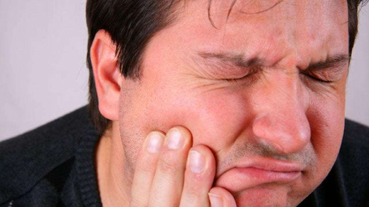 Canker sores, the mouth ulcer - a real pain in the mouth