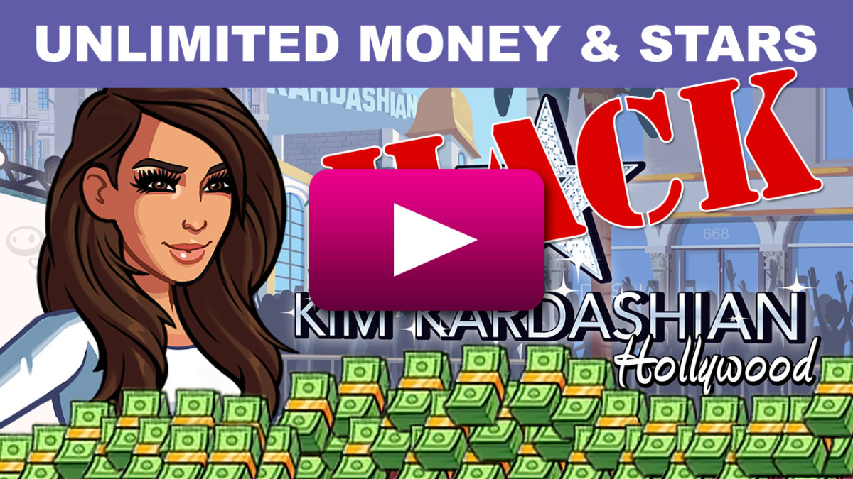 Kim Kardashian Hollywood: Hack Video in HD; follow the link below to watch.