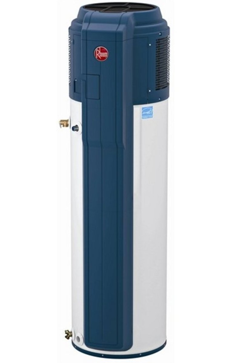 not sure if it would be right to call this the best heat pump water heater but there is good reason to think that it is one of the noisiest out there