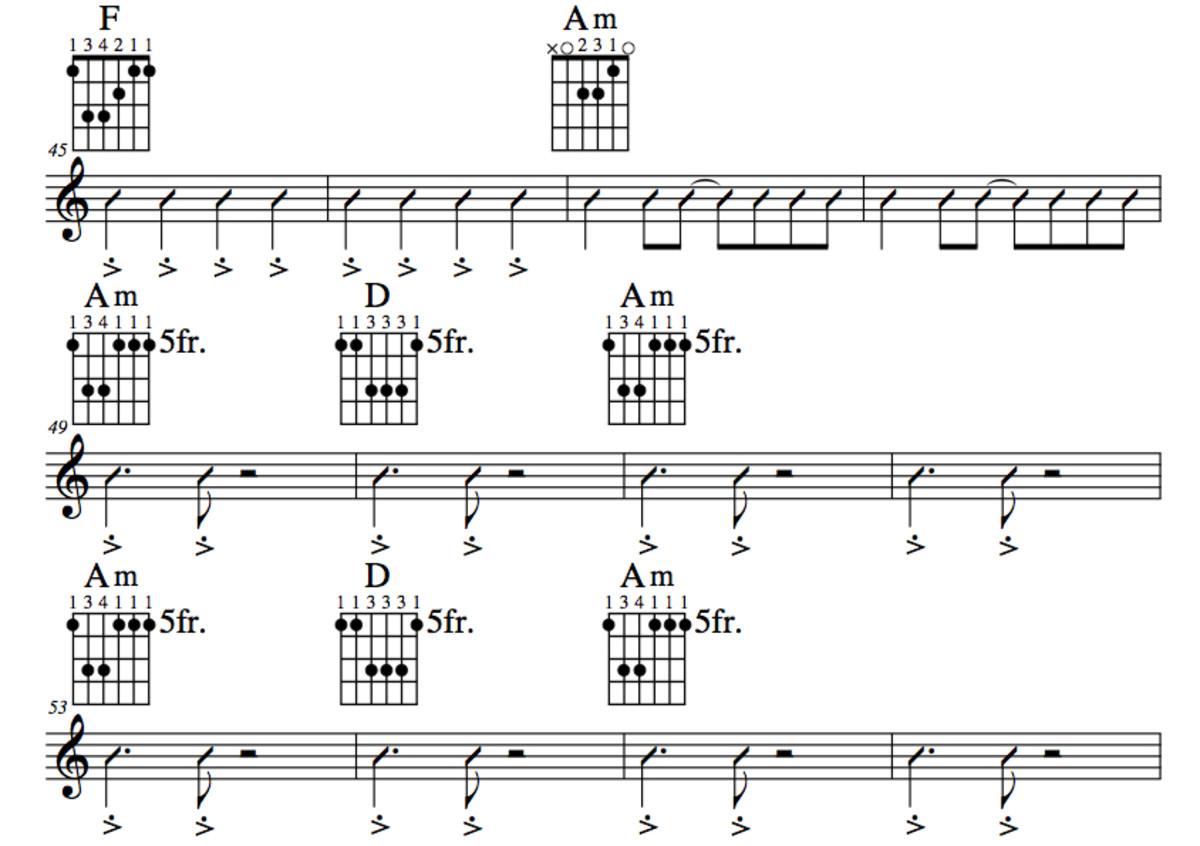 Guitar Lesson Apache Jrgen Ingmann Chords Note For Note Main