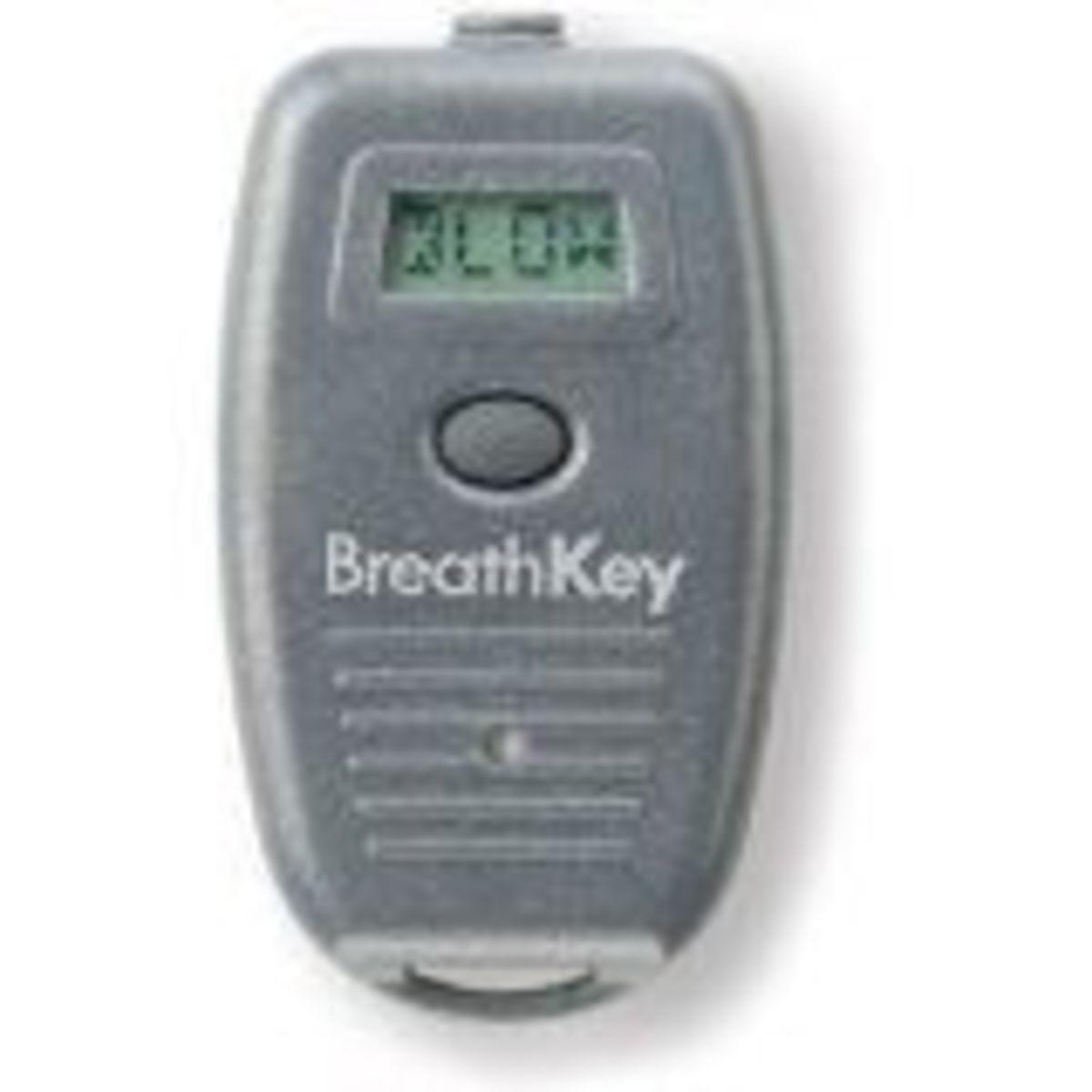 BreathKey Breathalyzer