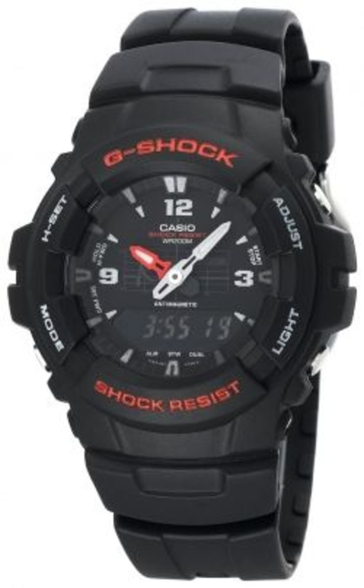 Case G-Shock Classic Analog-Digital.