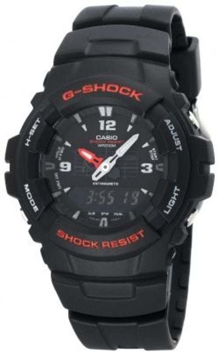 Case G-Shock Classic Analog-Digital.