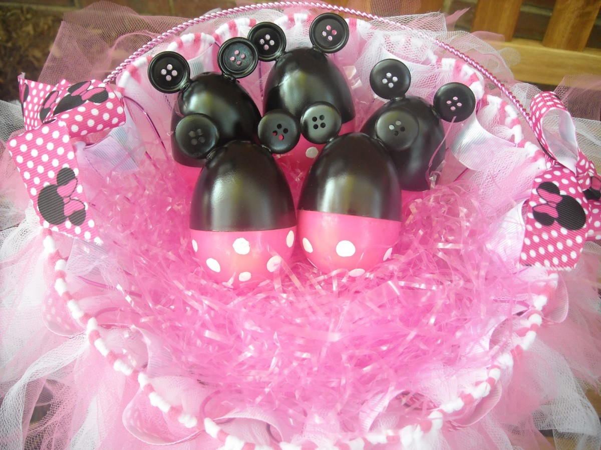 Find instructions to make this party favor here!