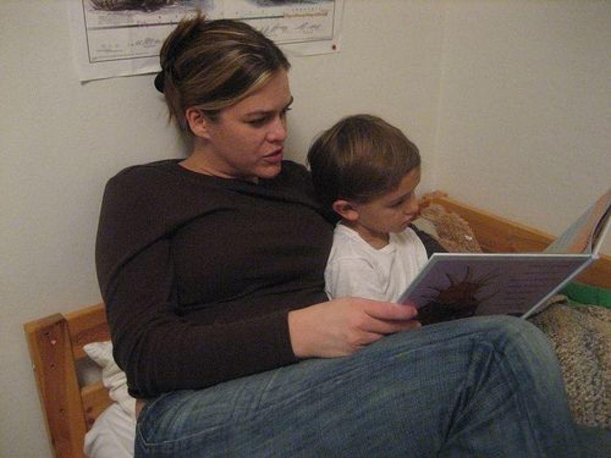 Reading Aloud by Betsssssy