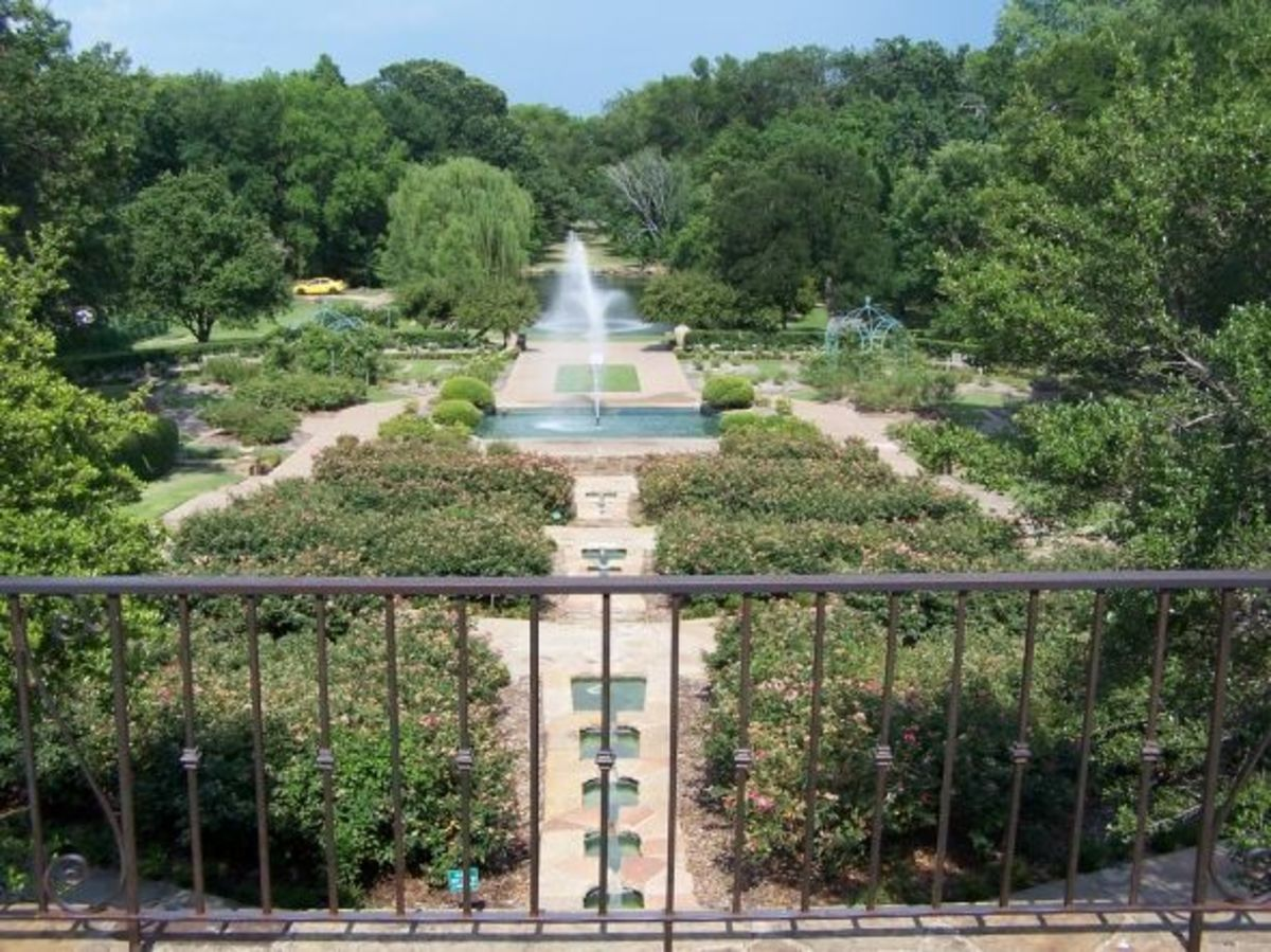 Fort Worth Botanical Gardens