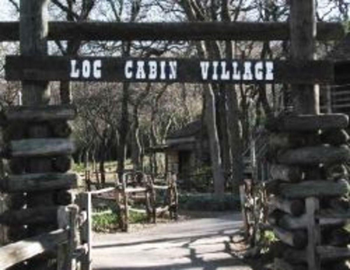 Log Cabin Village in Fort Worth