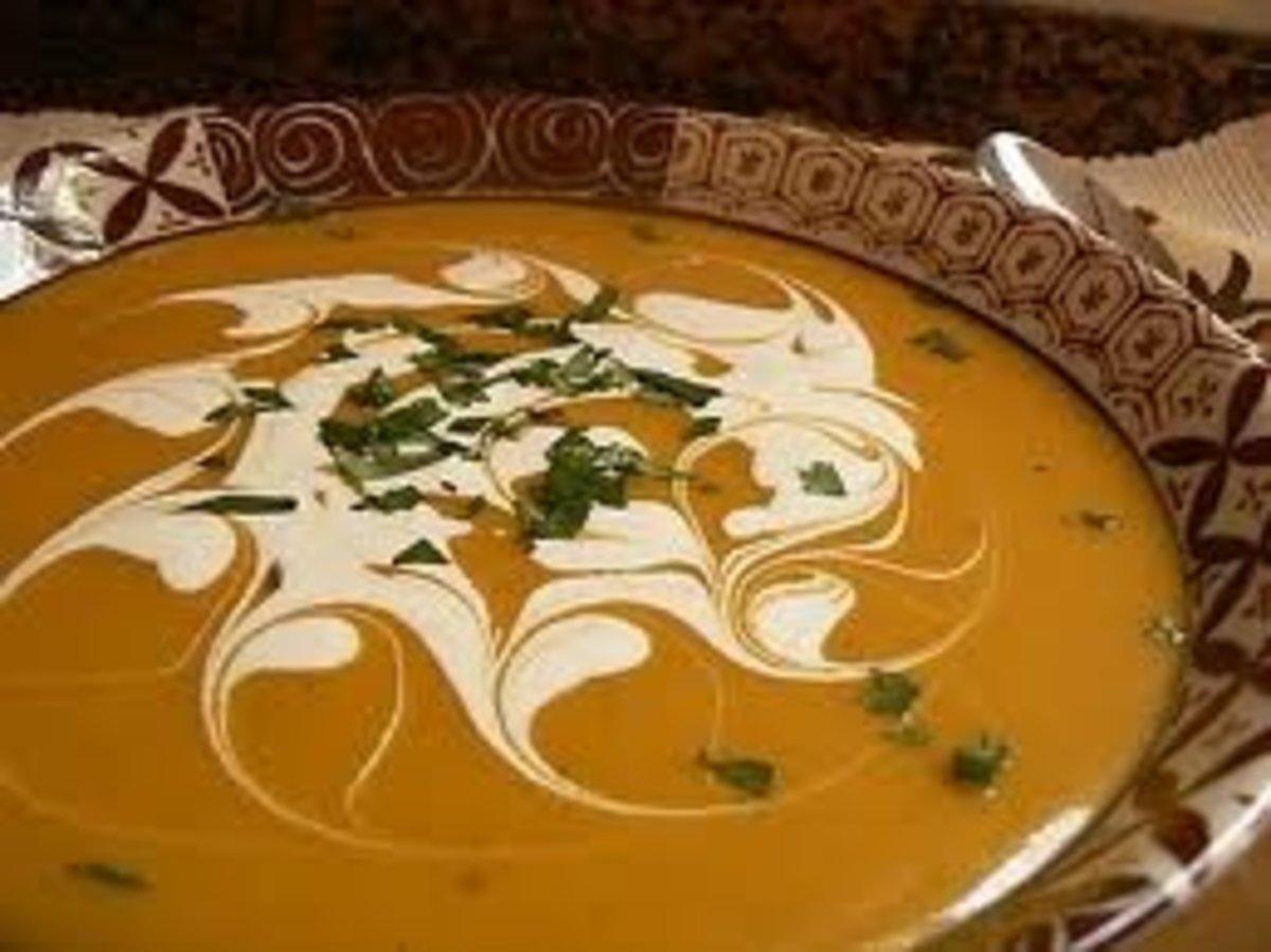 Gordon Ramsay Pumpkin Soup