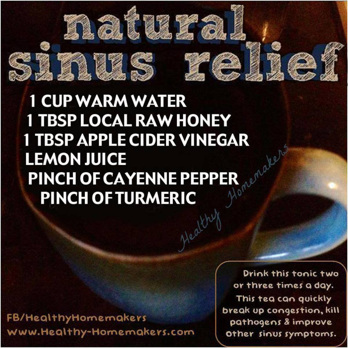 natural sinus relief