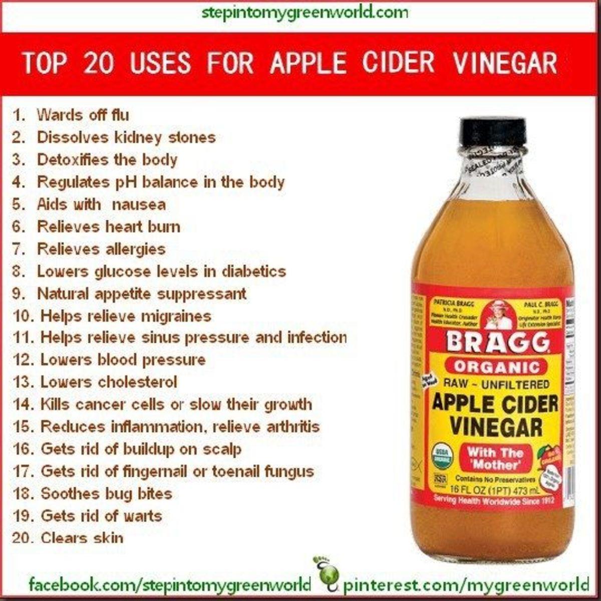 Apple Cider Vinegar Weight Loss Recipe Apple Cider Vinegar
