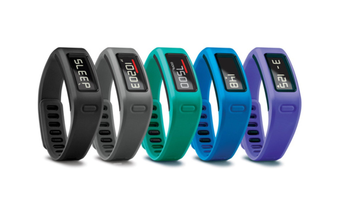 garmin vivofit colors
