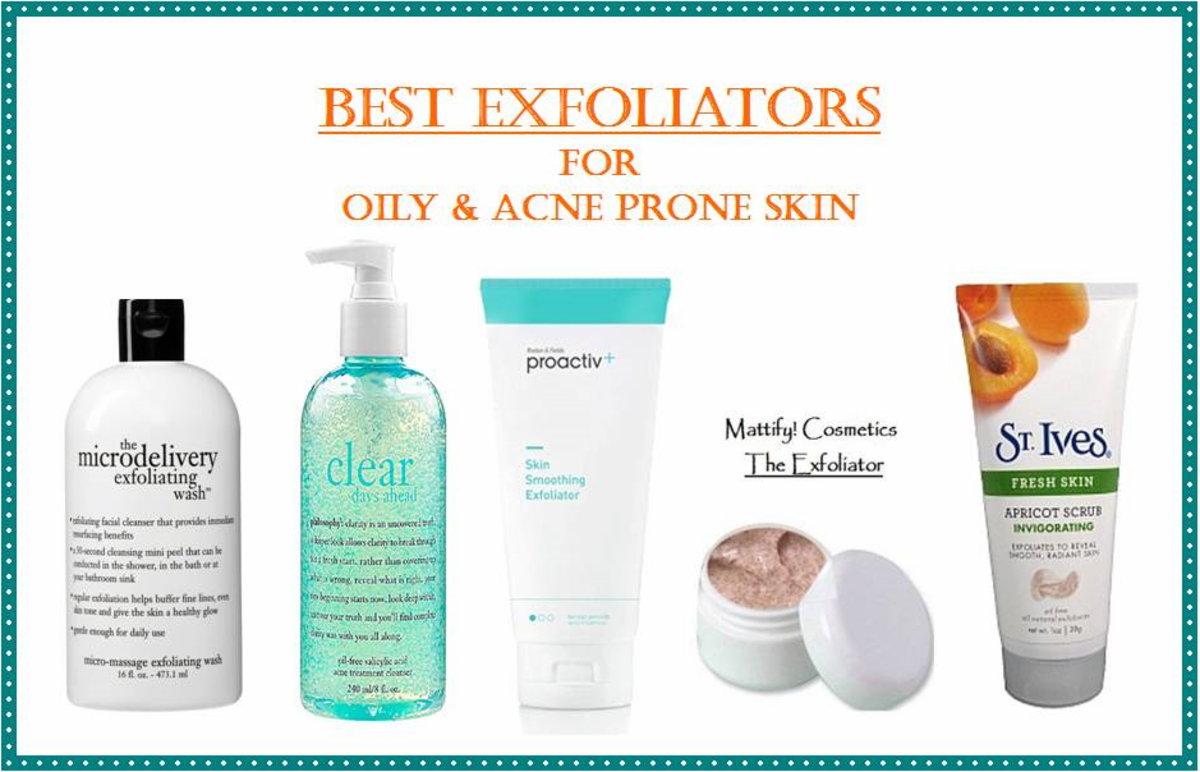 Best Exfoliating Face Scrubs for Oily Skin
