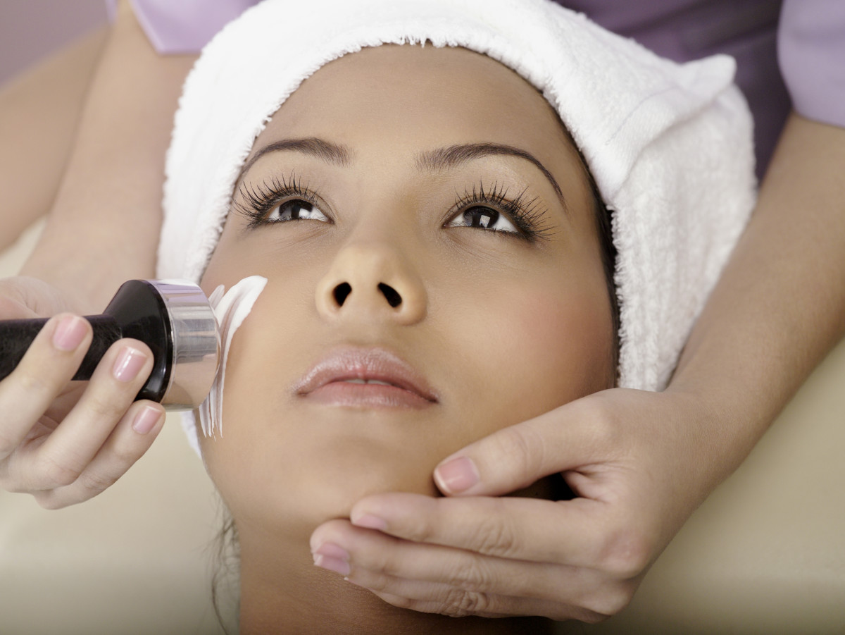 Dermabrasion with Micro-scrub