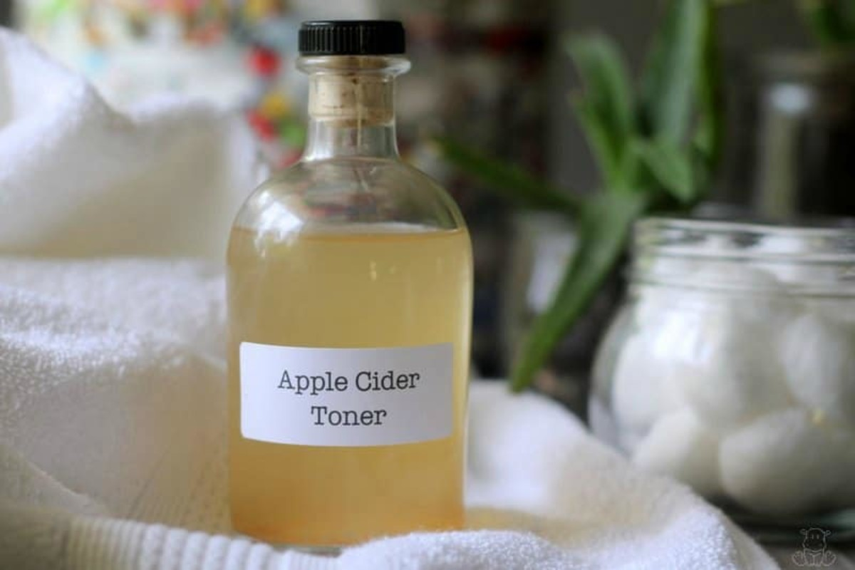 How to Make Apple Cider Vinegar Toner for Oily Skin