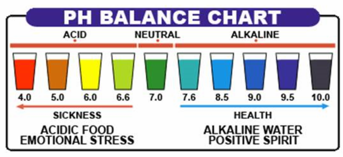 Keep Your PH Level in the 7.0 to 7.6 Range for Optimal Health