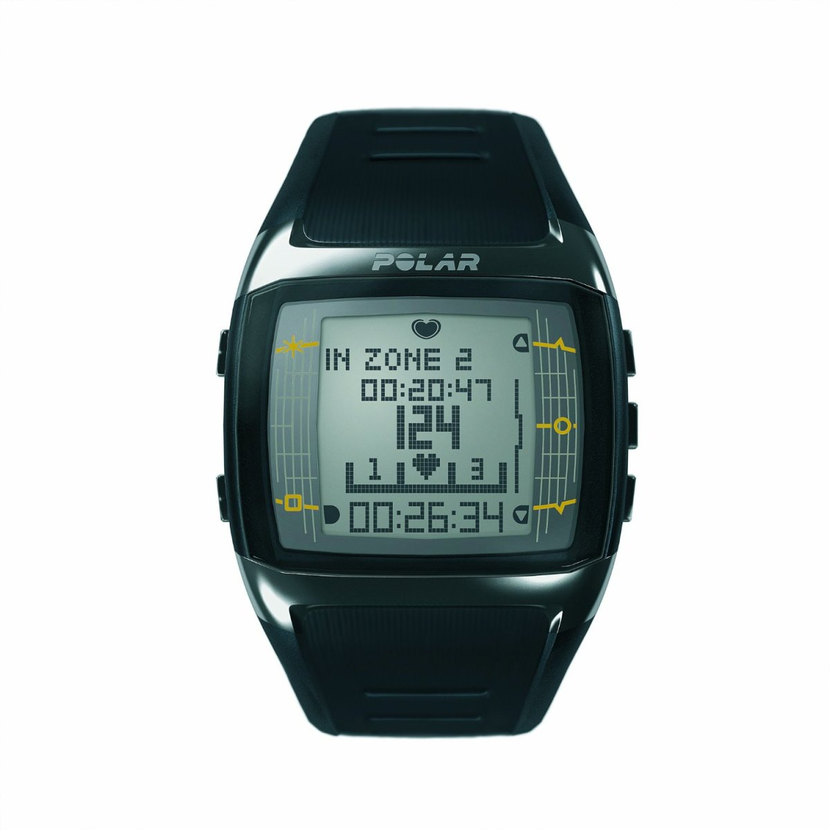 Polar ft60 mens watch.