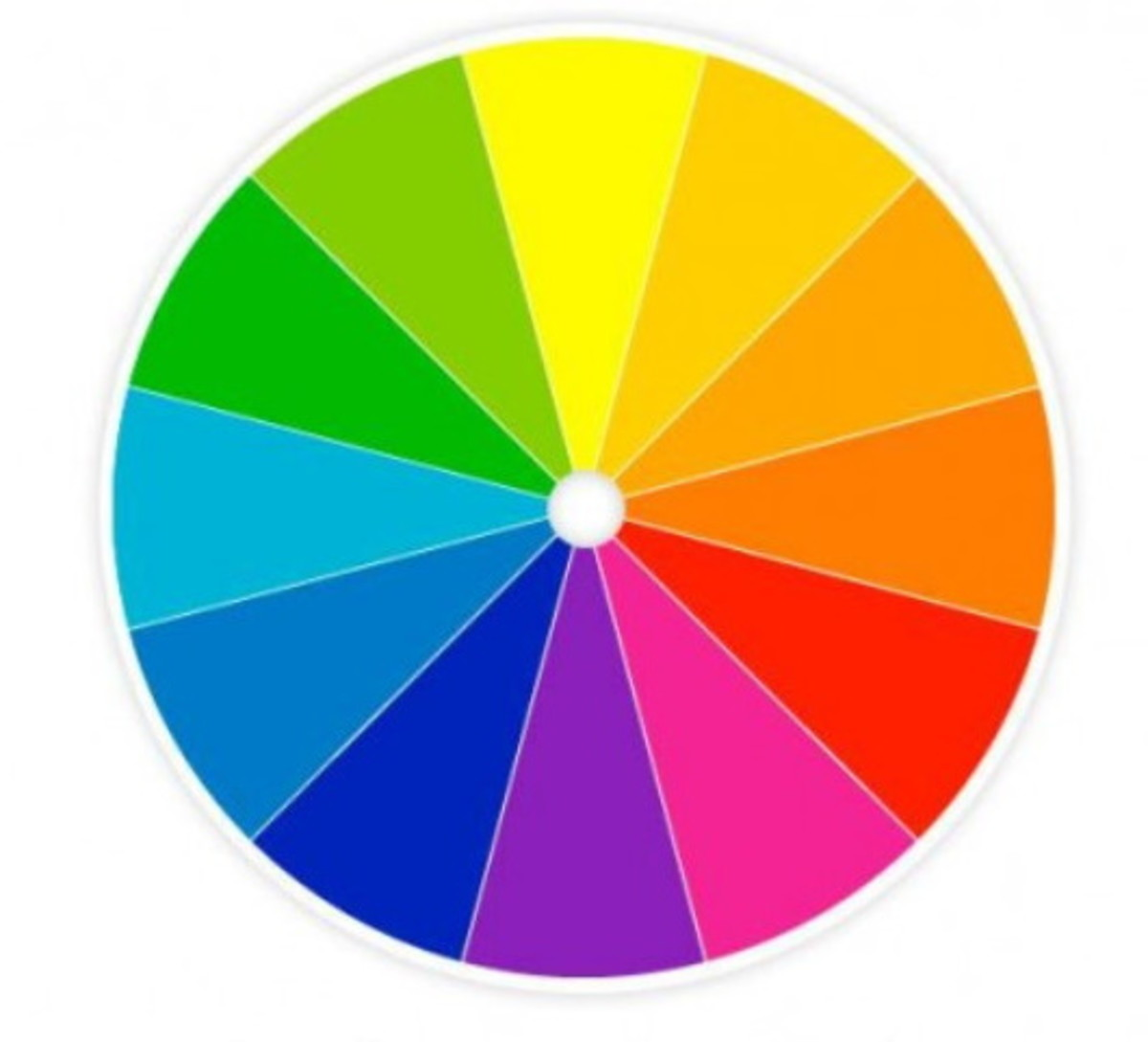 Generally colors on the opposite side of a color wheel will always emphasize each other more.