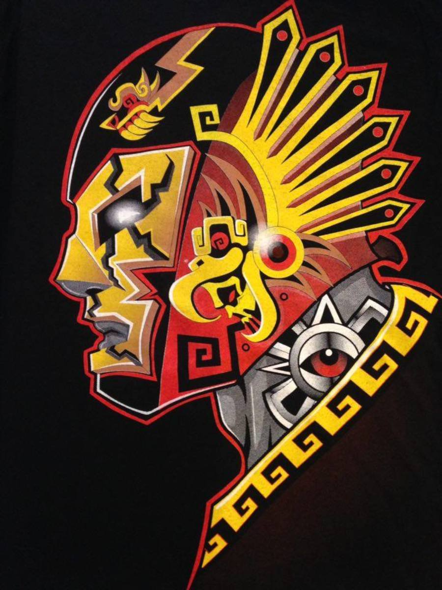 An awesome Dr. Wagner Jr. shirt designed by Urban Aztec