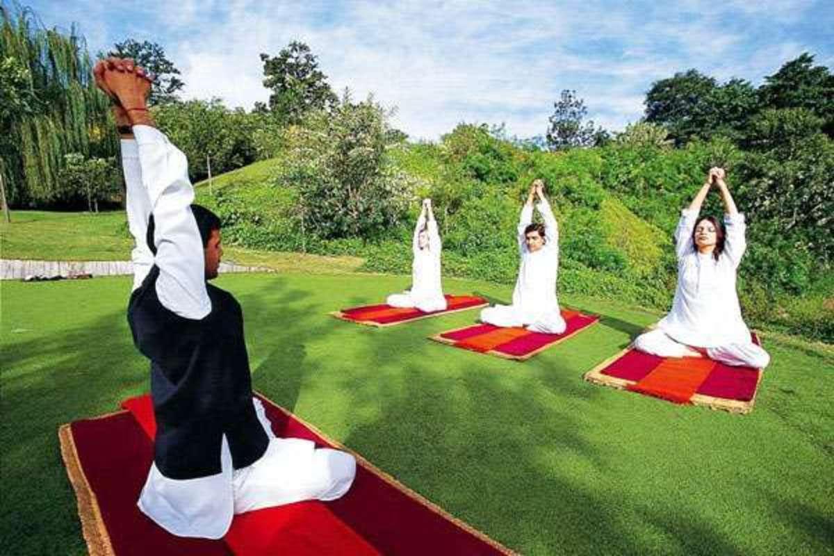 Rammani Ayengar Yoga Institute, pune