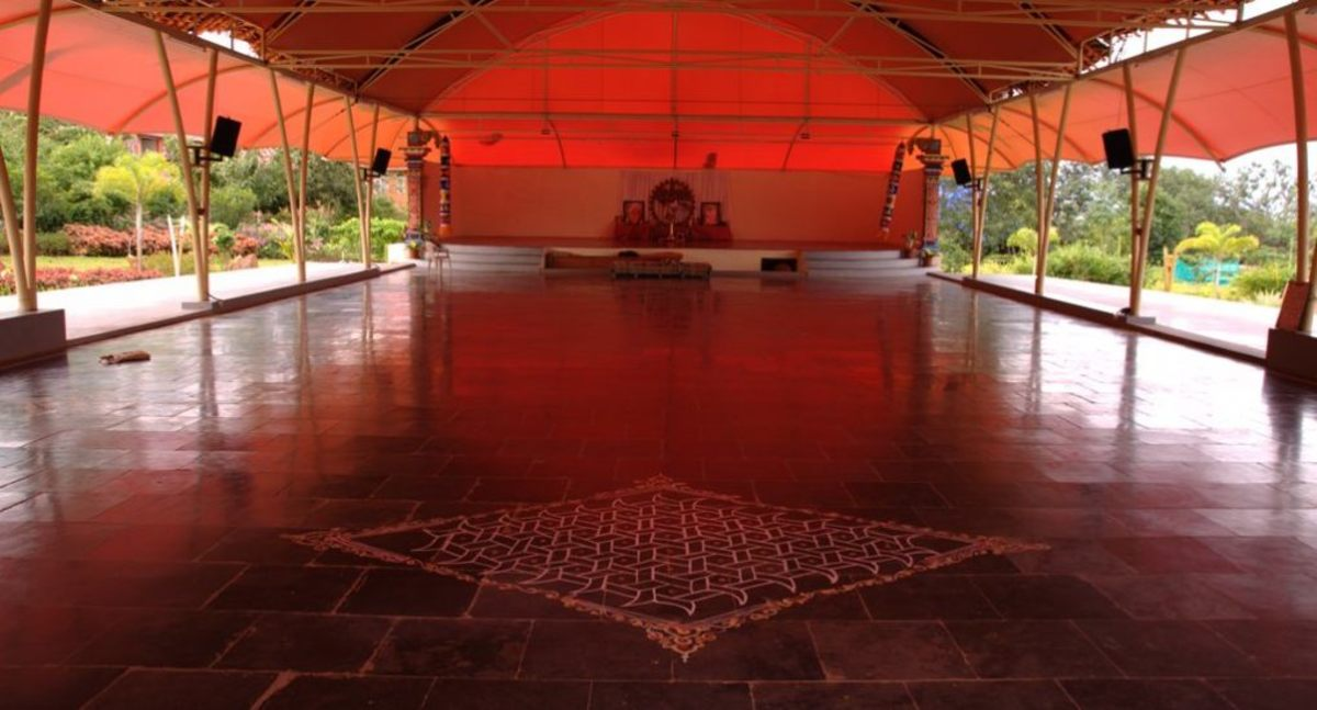 Sivananda Yoga Center, Meenakshi Ashram