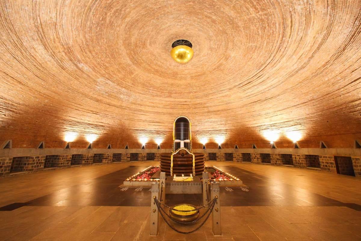 Meditation Center Isha Yoga Center