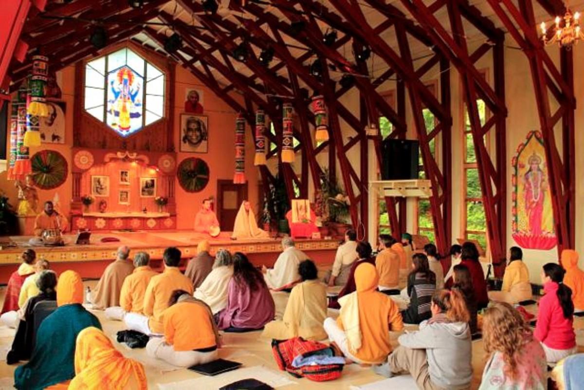 Shivanada Yoga Center Delhi