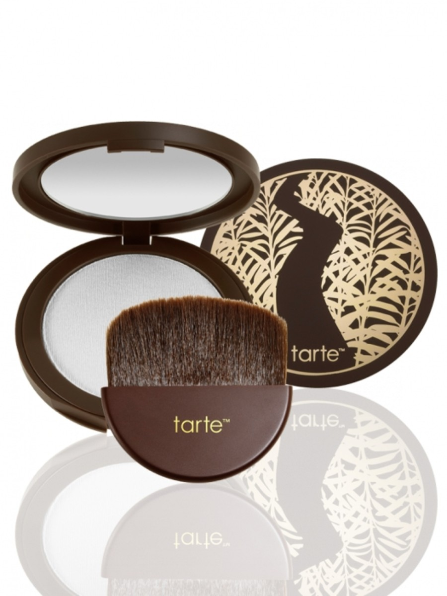 #5 Tarte Smooth Operator Amazonian Clay Finishing Powder.
