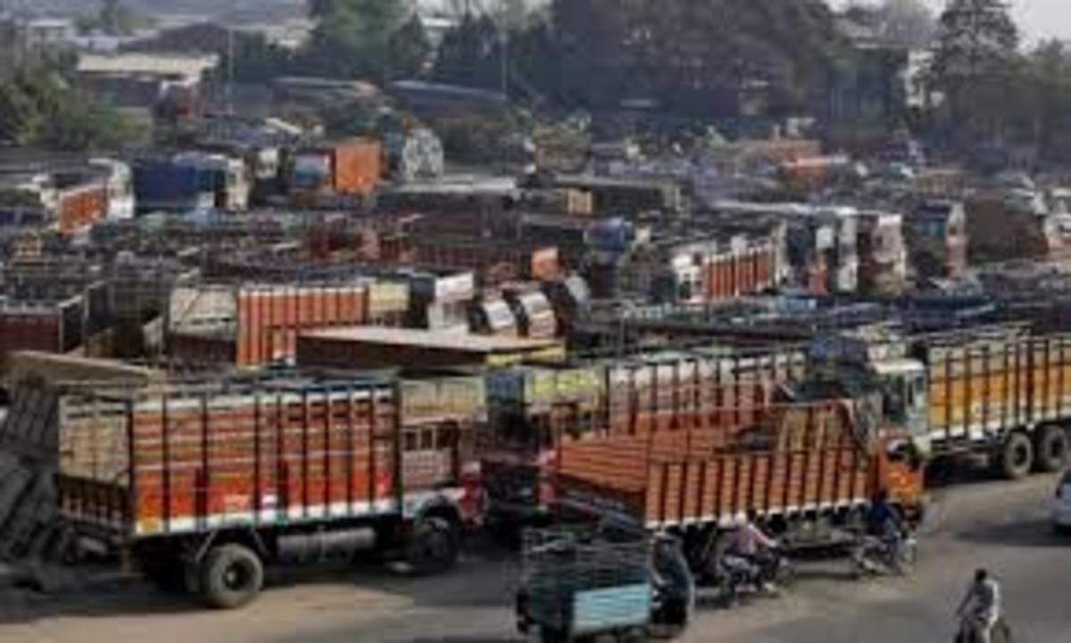 Transportation has come to grinding halt after Demonitization
