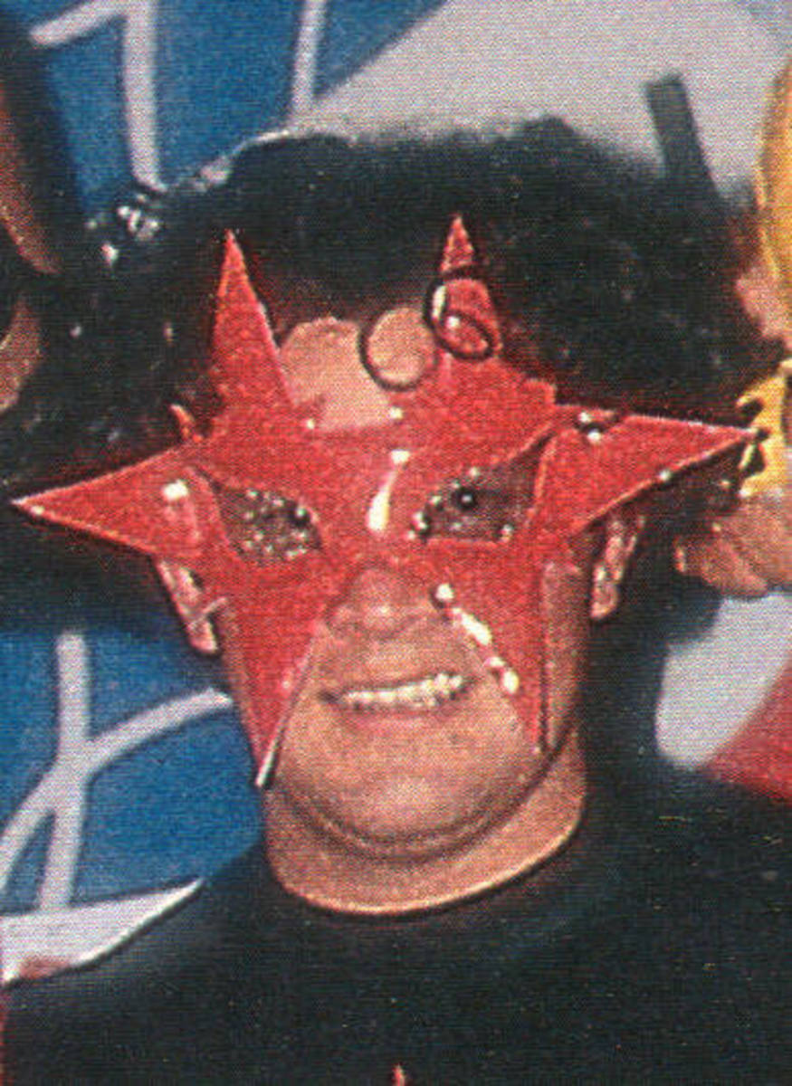 Star Boy, Star Jr.'s father