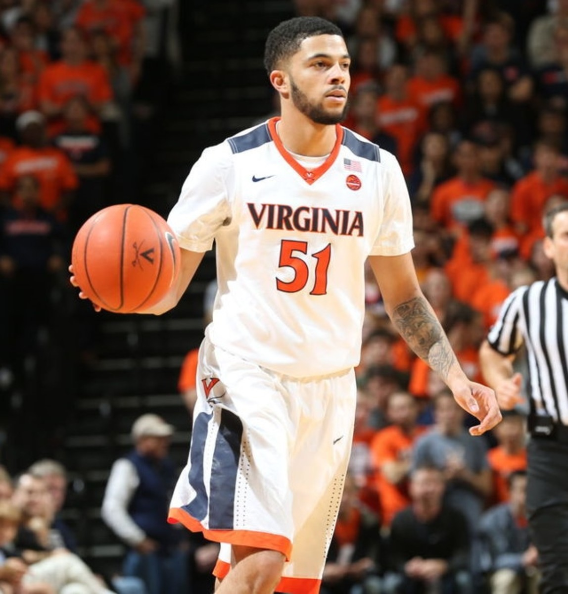 Darius Thompson hasn't had many opportunities to play point guard since his freshman year at Tennessee, but he should prove to be one of the best in Conference USA.