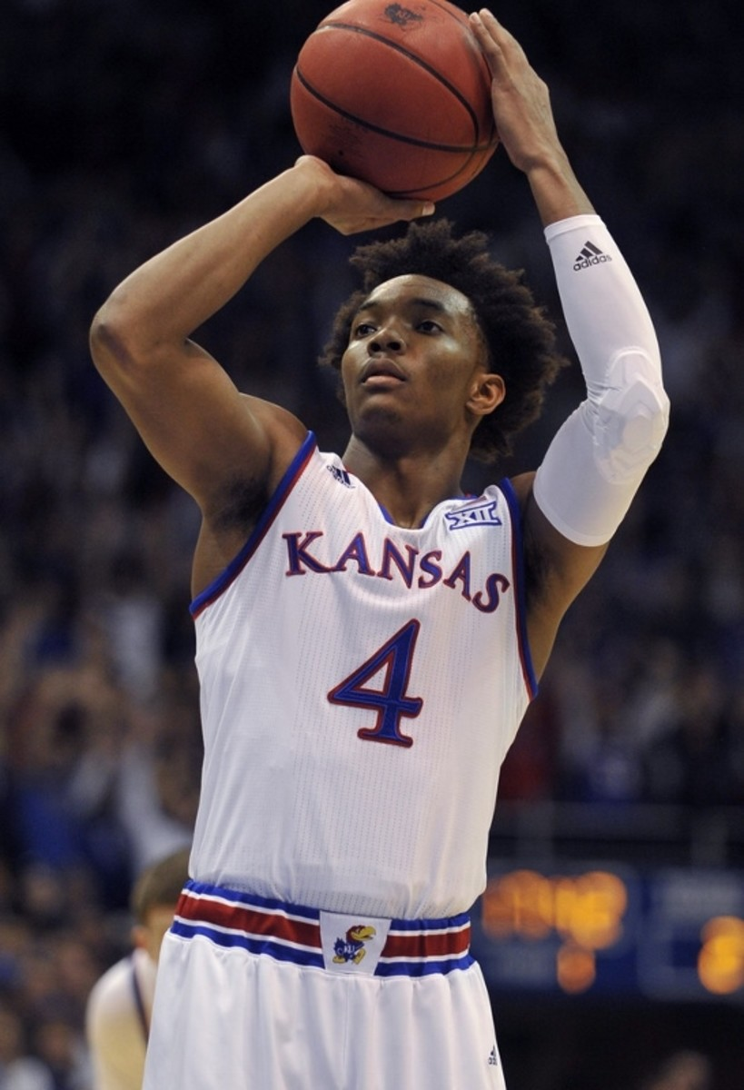 Devonte Graham will get to take a much larger share of the big shots this year.