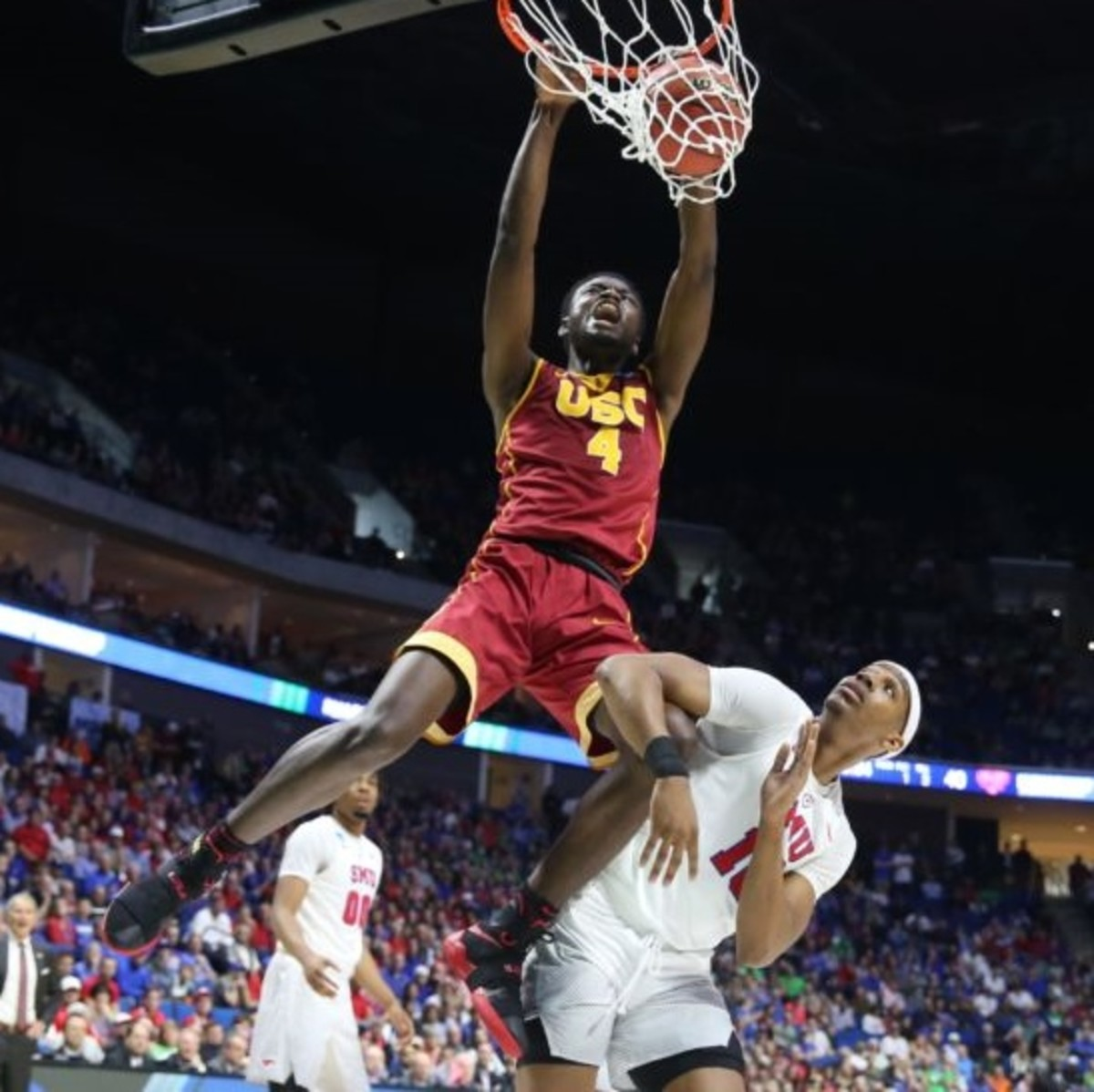 Chimezie Metu and Bennie Boatwright are longer, more mobile versions of the original Dunk City frontcourt of Chase Fieler, Eric McKnight, and Eddie Murray.