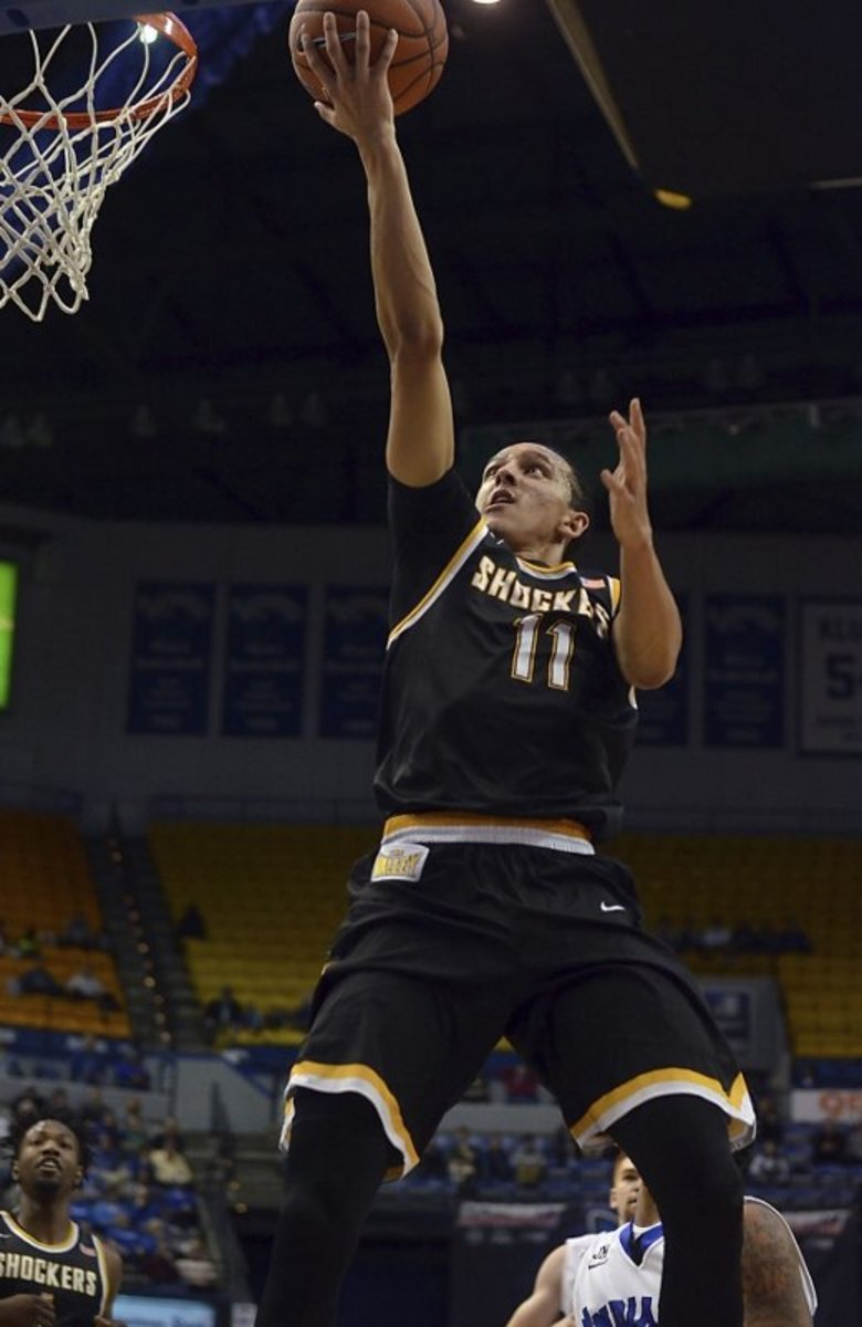 Landry Shamet helped keep Wichita State from falling off the map following the graduation of Fred VanVleet and Ron Baker.