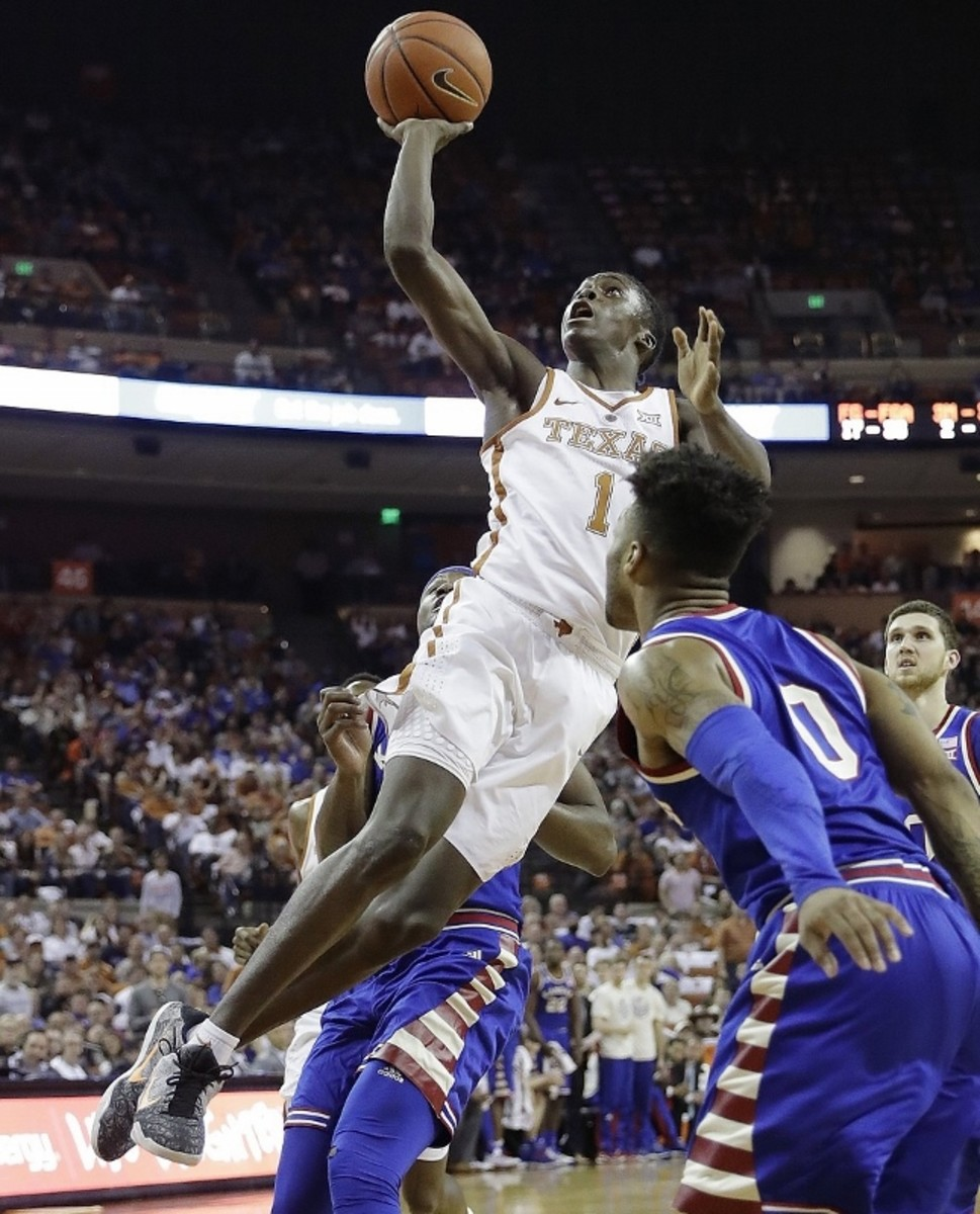 Matt Coleman should make Andrew Jones' jumpshot look much more appealing to the NBA.