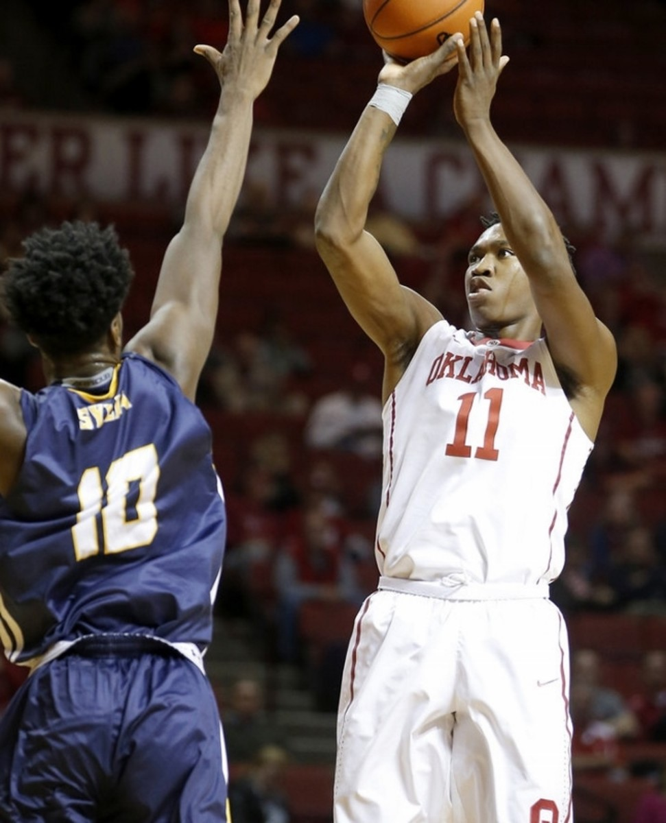 Kristian Doolittle's freshman performance was one of the bright spots for the Sooners last year; his first semester academic suspension this season won't be.
