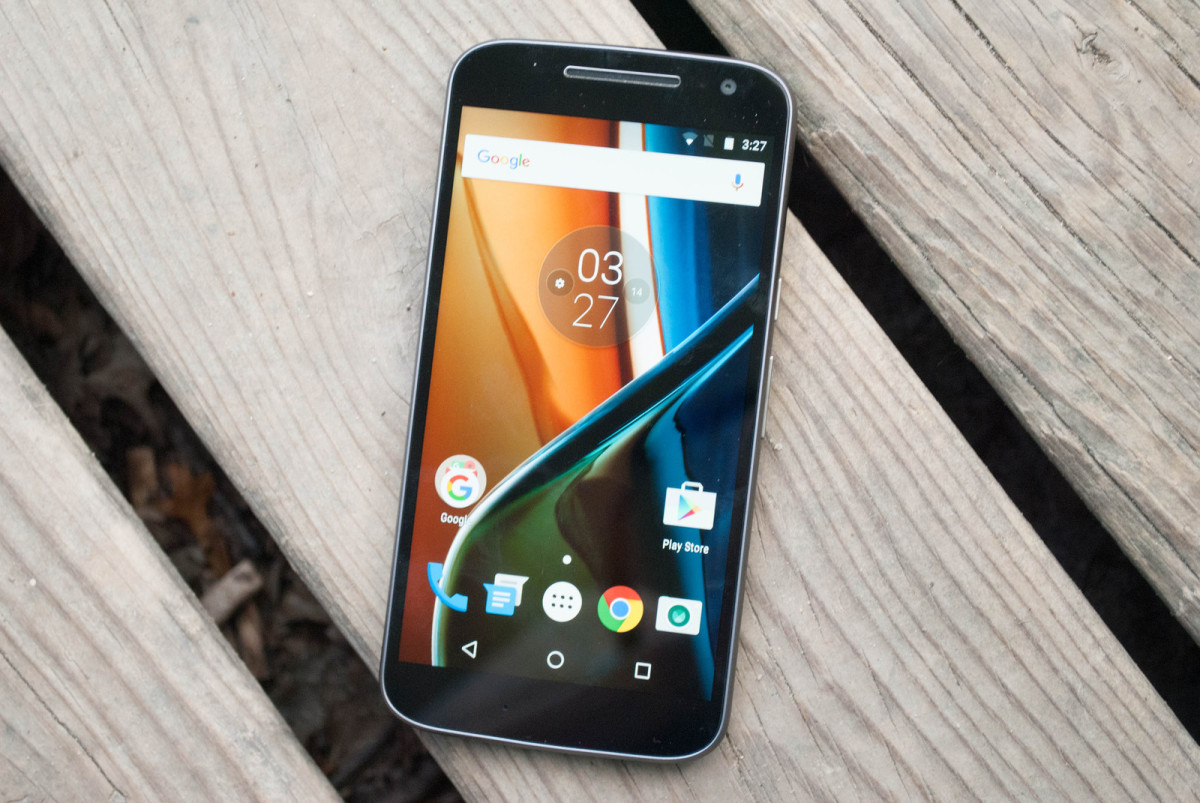 The Moto G4 gives the purest Android experience