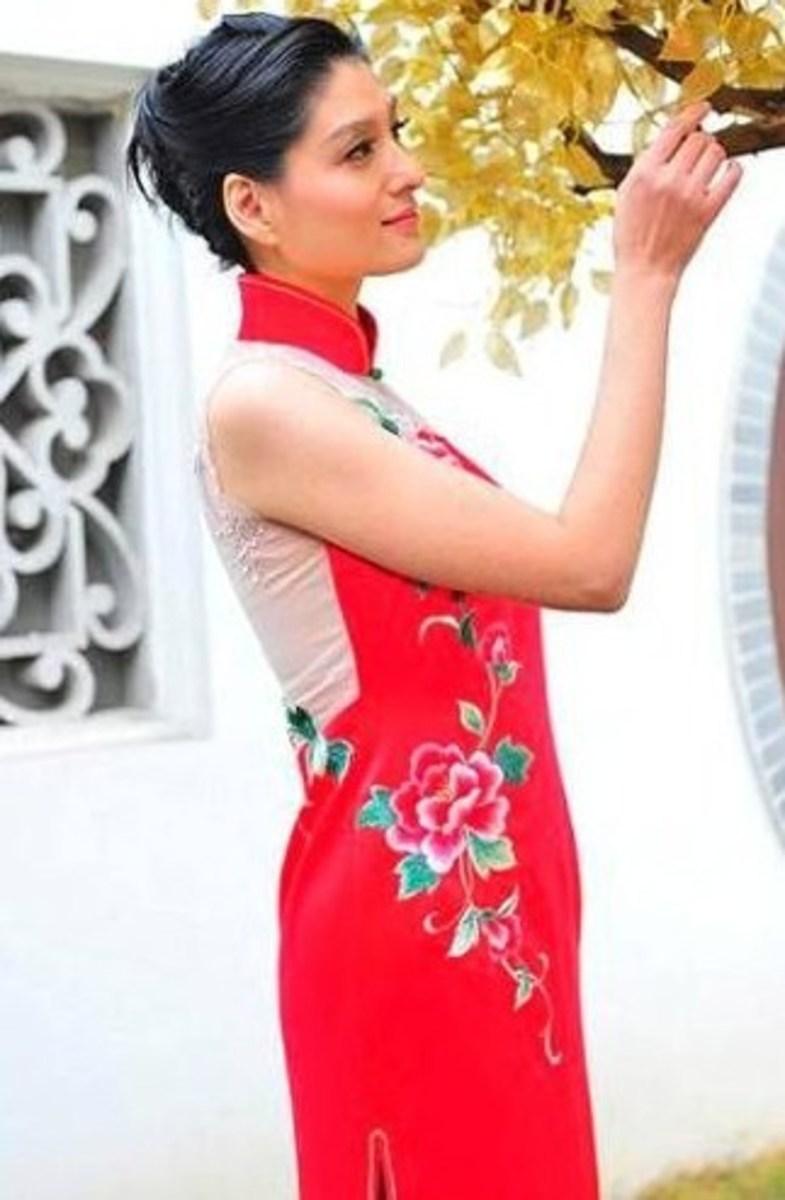 The Eternal Elegant Cheongsam Qipao Bellatory