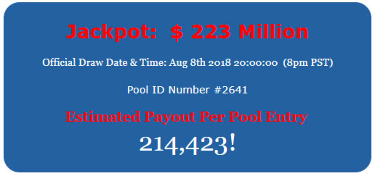 Join the Largest Free Lottery Pool in the World | ToughNickel
