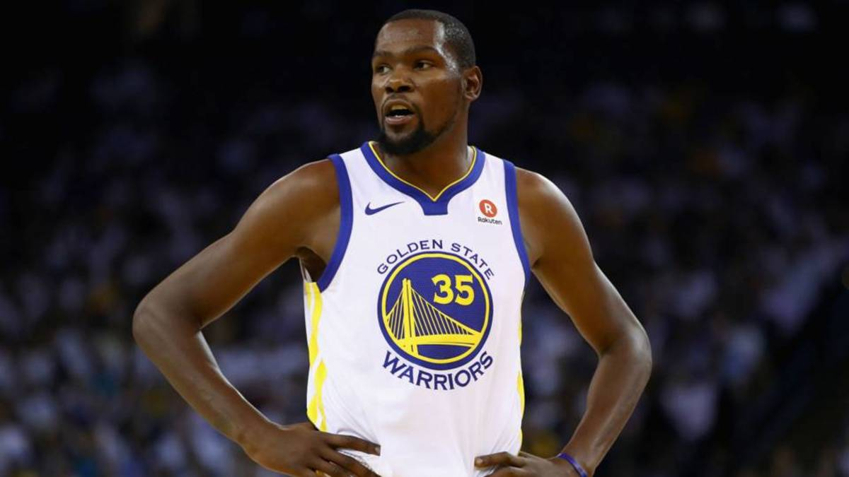 Former league MVP Kevin Durant brought a new offensive weapon to an already dangerous team.